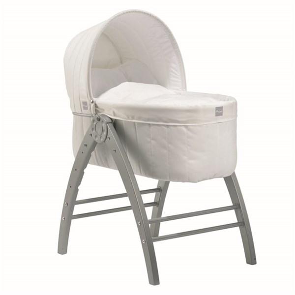 Angel Nest by BabyDan, hvid og sølv